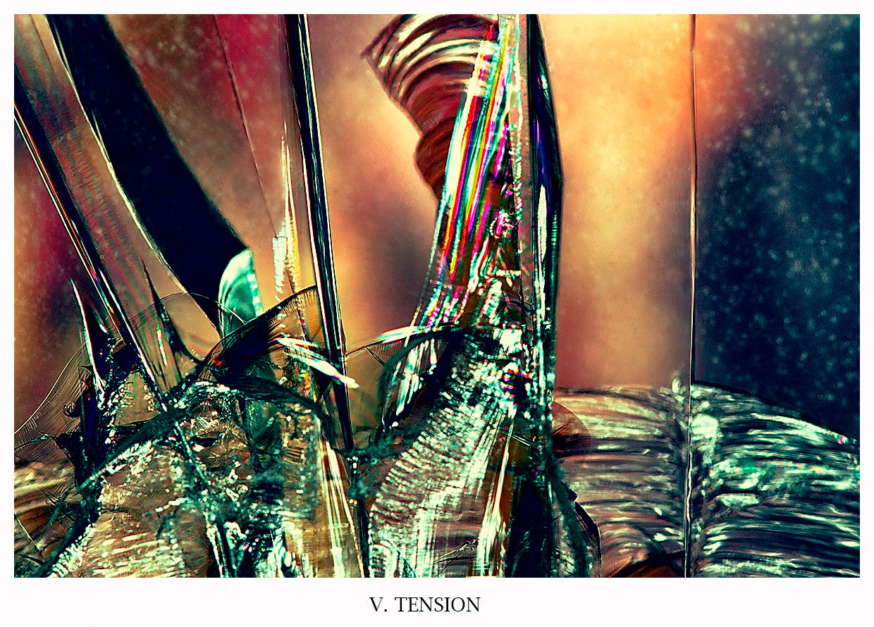 abstract fine art photography V tension - gallery