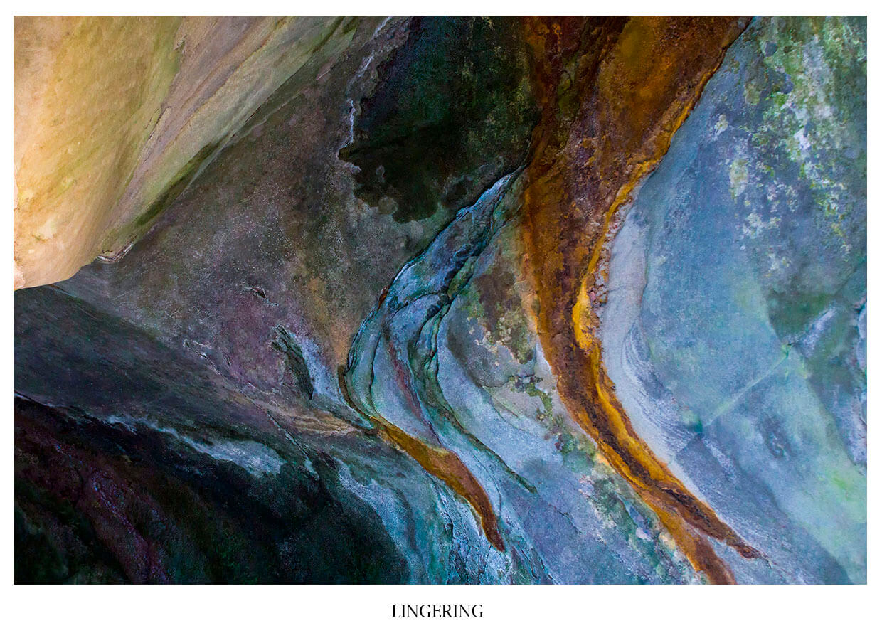 abstract fine art photography lingering - abstract work