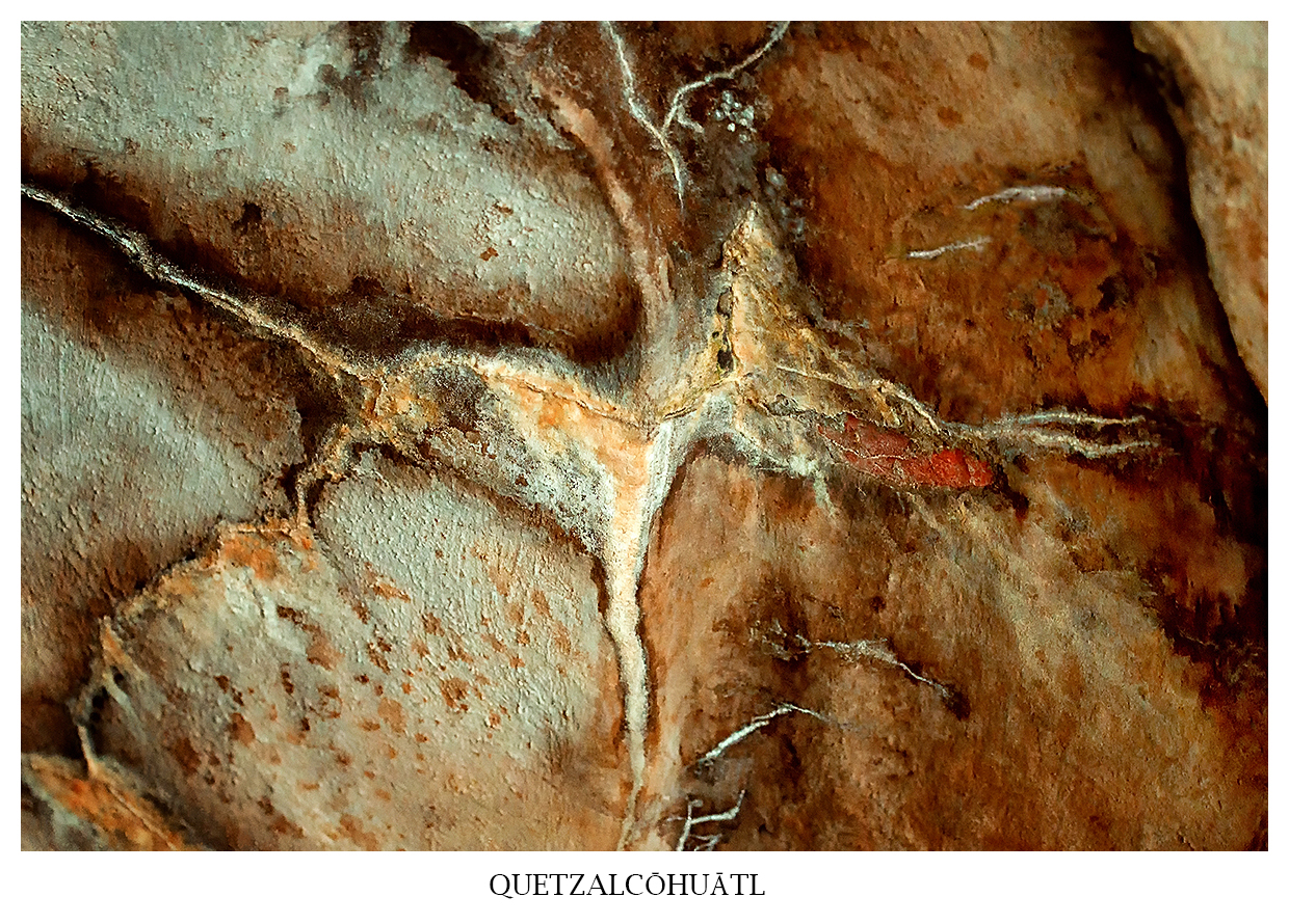 abstract fine art photography quetzalcoatl - abstract work