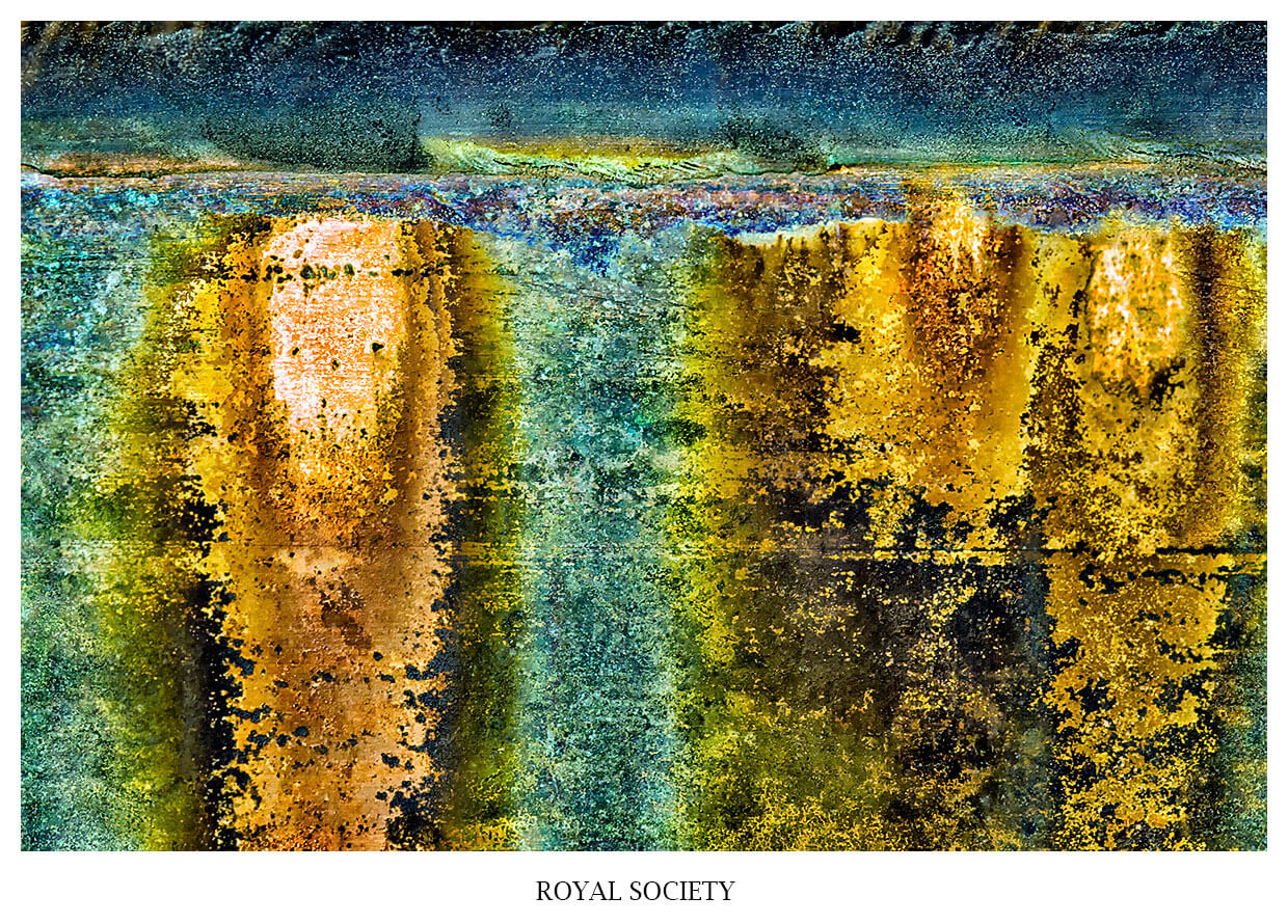 abstract fine art photography ROYAL SOCIETY - abstract work