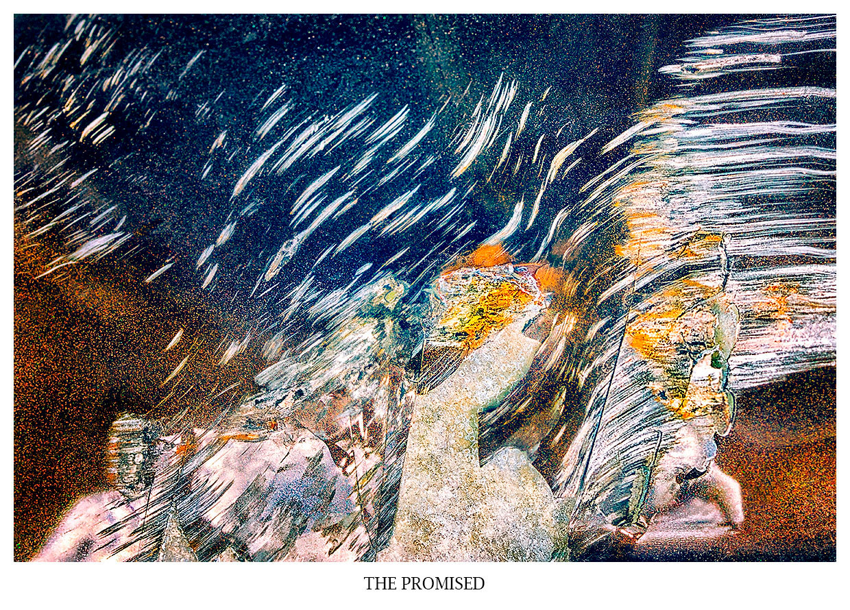 abstract fine art photography the promised - abstract work