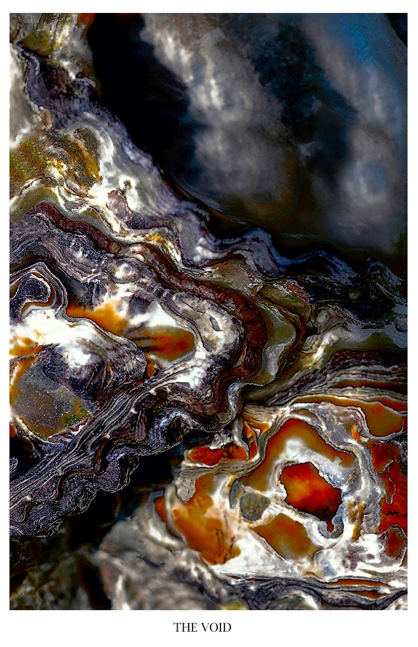 the void - gallerie abstrakte arbeiten