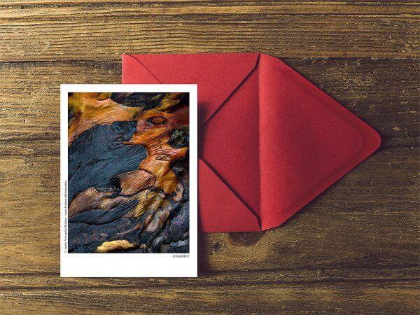 Judgement Postcard